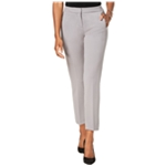 Kasper Womens Straight Leg Crepe Dress Pants