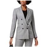 Nine West Womens Monet Garden Double Breasted Blazer Jacket