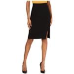 Nine West Womens Stretch Pencil Skirt