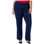 Anne Klein Womens Plus Size Dress Pants