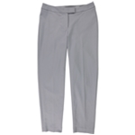 Anne Klein Womens Extended Tab Casual Trouser Pants