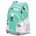 High Sierra Mens Loop Aqua Everyday Backpack