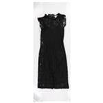 bar III Womens Lace Sheath Dress