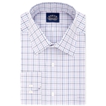 Eagle Mens Big & Tall Tattersall Button Up Dress Shirt
