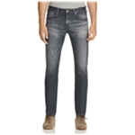 AG Adriano Goldschmied Mens Whiskered Slim Fit Jeans