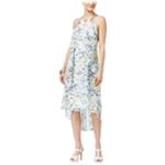 Thalia Sodi Womens High-Low A-line Dress