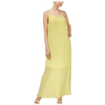 Thalia Sodi Womens Pleated Maxi Dress