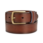 Club Room Mens Chambray Casual Belt