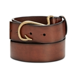 Club Room Mens Fish Hook Belt