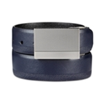 Kenneth Cole Mens Textured Belt
