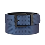 Kenneth Cole Mens Perforated Belt