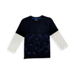 Gymboree Boys Soccer Galaxy Graphic T-Shirt