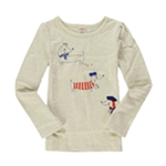 Gymboree Girls Puppy Tricks Graphic T-Shirt