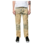 Born Fly Mens The Guan Denim Regular Fit Jeans