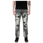 Born Fly Mens The Alien Pant Denim Regular Fit Jeans