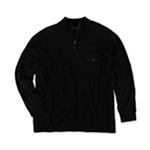 Alfani Mens 1/4 Zip Rib Mock Knit Sweater