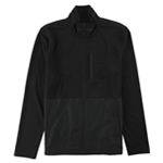 Alfani Mens Colorblocked Track Jacket