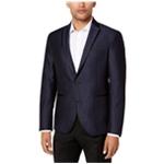 Kenneth Cole Mens Shine Dinner Two Button Blazer Jacket