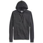 American Rag Mens Jacquard Drawstring Hoodie Sweatshirt