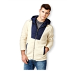 American Rag Mens Fuzzy Feeling Fleece Jacket