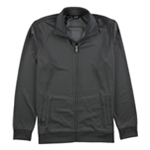 Alfani Mens Lightweight Jacquard Track Jacket Sweatshirt