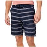 American Rag Mens Abstract Striped Casual Walking Shorts