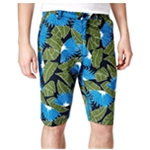 American Rag Mens Slim Fit Tropical Casual Bermuda Shorts