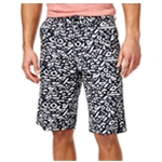 American Rag Mens Allover Printed Casual Walking Shorts