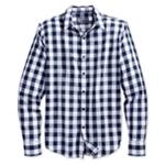 American Rag Mens Banarama Button Up Shirt