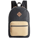 American Rag Mens Black Everyday Backpack