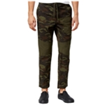 American Rag Mens Camo Twisted Casual Jogger Pants
