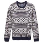 American Rag Mens Chalet Geo Knit Sweater