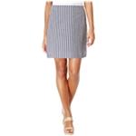 Trina Turk Womens Twill A-line Skirt