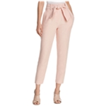 Joie Womens Belted Jun Crop Dress Pants