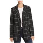 Joie Womens Harlene Two Button Blazer Jacket
