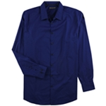Alfani Mens Hinkley Stretch LS Button Up Shirt