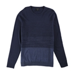 Alfani Mens Colorblock Knit Sweater