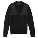 Alfani Mens Buttoned Cardigan Sweater