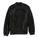 Alfani Mens Perforated Motorcycle Jacket