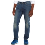 Levi's Mens Athletic 541 Straight Leg Jeans