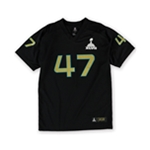 NFL Team Apparel Boys Super Bowl 47 Jersey