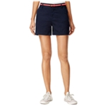 maison Jules Womens Maddie Relaxed Casual Walking Shorts