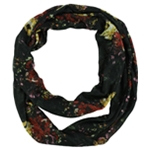 Self Esteem Womens Floral Infinity Scarf Wrap