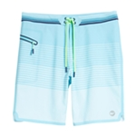 Vineyard Vines Mens Stripe Swim Bottom Board Shorts