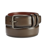 Perry Ellis Mens Leather Belt