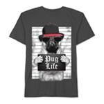 Jem Boys Pug Life Graphic T-Shirt