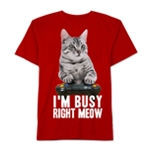 Jem Boys I'm Busy Graphic T-Shirt