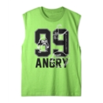 Rovio Entertainment Boys Angry Birds Muscle Tank Top