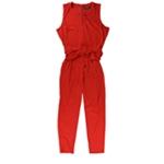 Ralph Lauren Womens Stretch Jumpsuit