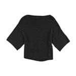 Ralph Lauren Womens Open Knit Pullover Sweater